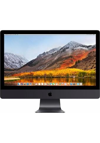 "Apple »iMac Pro MQ2Y2, 27""« All - in - One PC (Intel, Xeon, Pro Vega 56) kaufen"