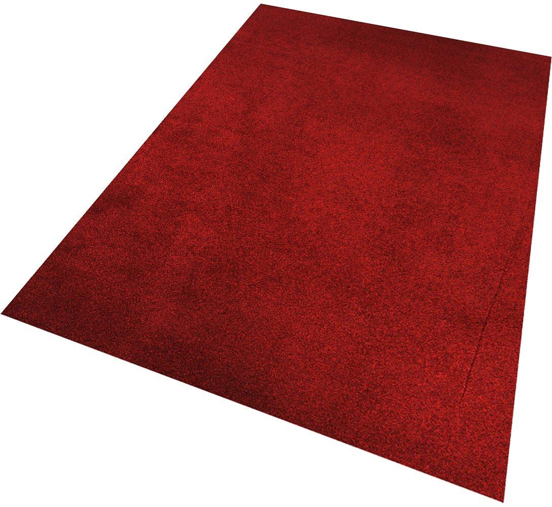 Teppich Buffalo Living Line rechteckig Höhe 15 mm maschinell getuftet