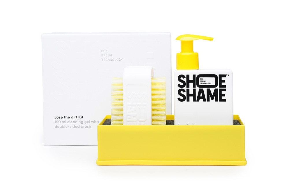 Shoe Shame Lederpflege, Lose The Dirt Kit farblos Damen Schuhpflege Co. Pflegemittel