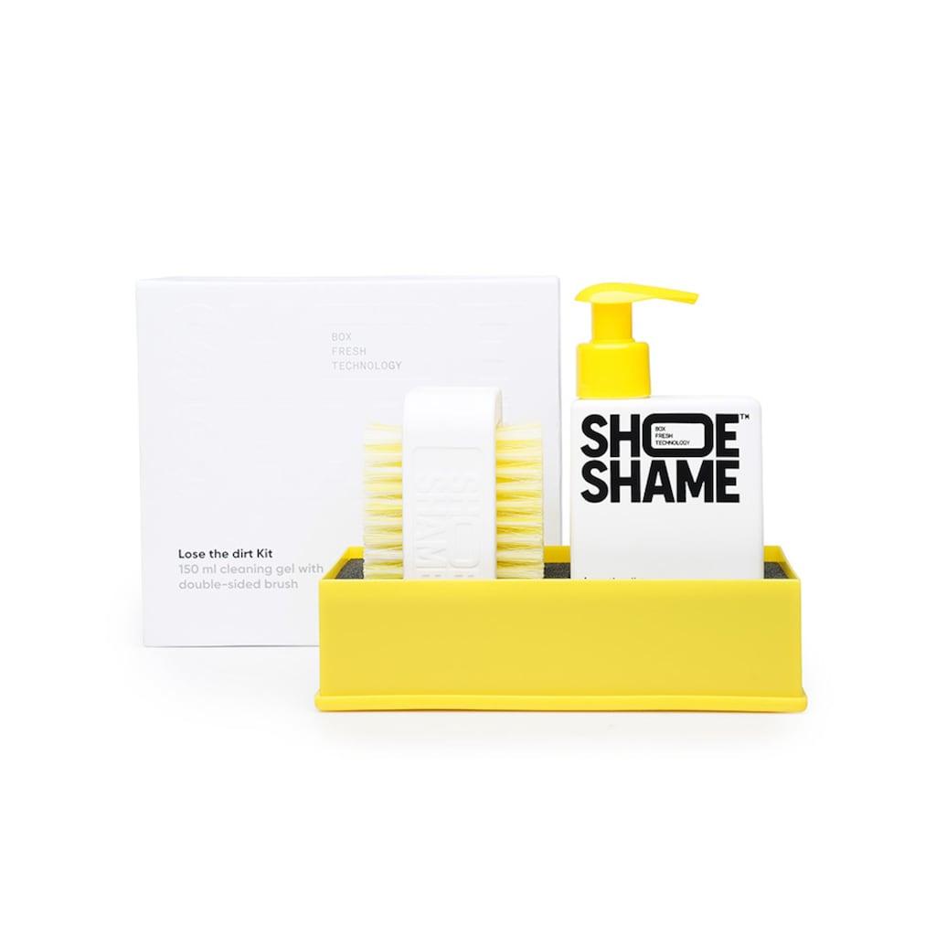 Shoe Shame Lederpflege, «Lose The Dirt Kit»