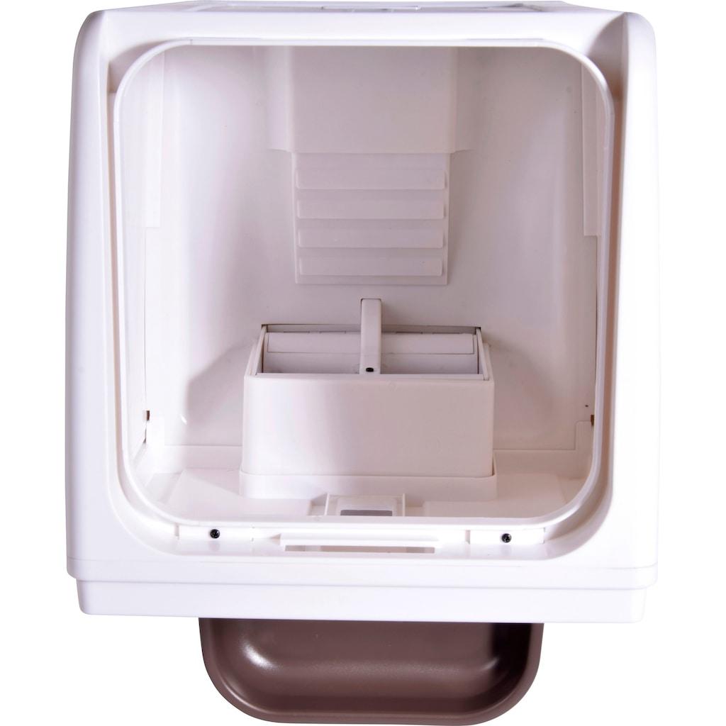 dobar Futterautomat, BxLxH: 41,5x24x36,5 cm, 10,65 Liter