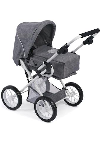 "CHIC2000 Kombi - Puppenwagen ""Leni, Jeans Grey"" kaufen"