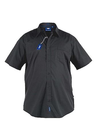 Duke Clothing Kurzarmhemd »Herren Aeron Kingsize, regulärer Schnitt« kaufen
