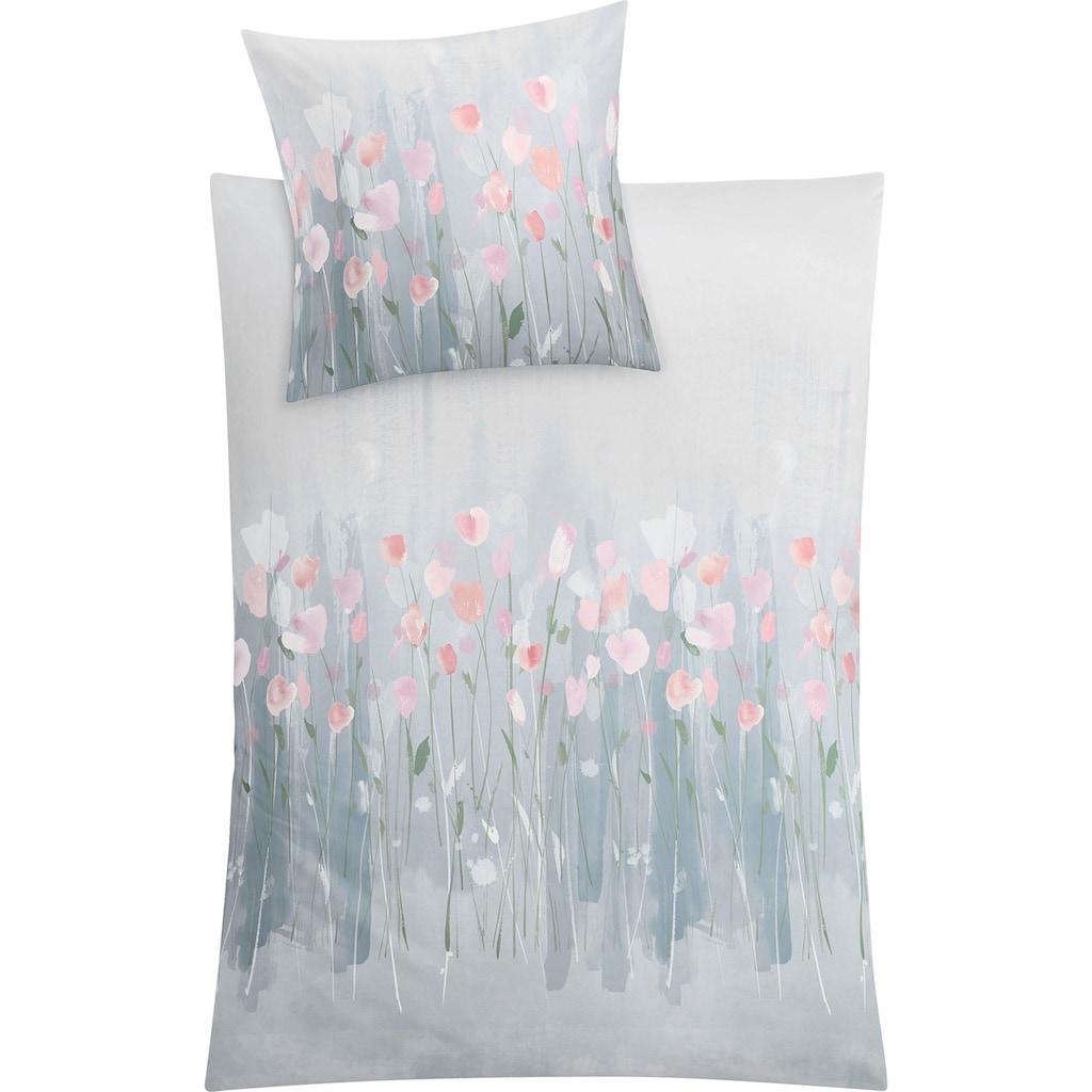 Kleine Wolke Bettwäsche »Fiorello«, mit Blumen