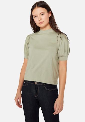 Mavi T-Shirt, mit dezenten Puffärmeln kaufen