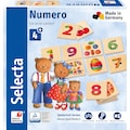 Selecta Spiel »Numero«, aus Holz, Made in Germany