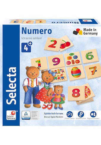 Selecta Spiel »Numero«, aus Holz, Made in Germany kaufen