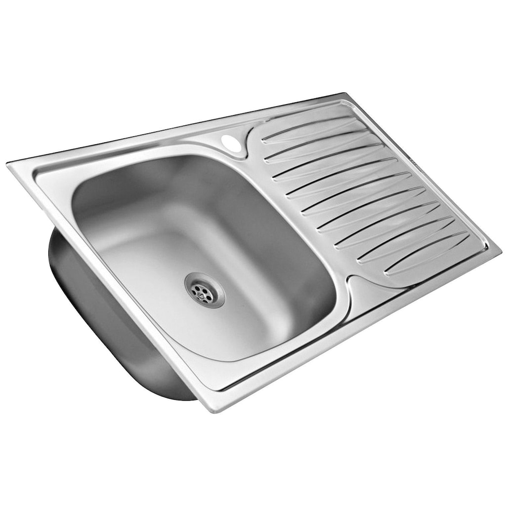RESPEKTA Küchenzeile »York«, mit E-Geräten, Breite 195 cm