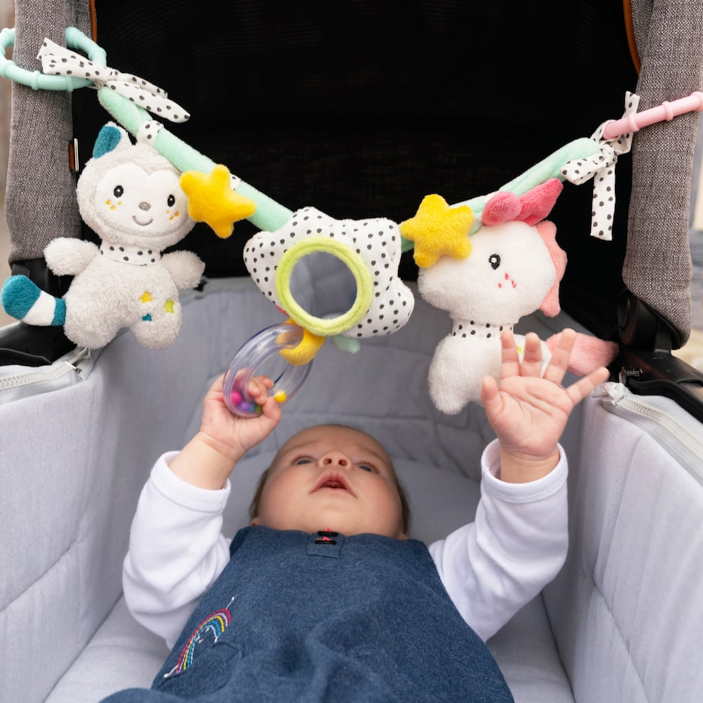 Fehn Kinderwagenkette »Aiko & Yuki«