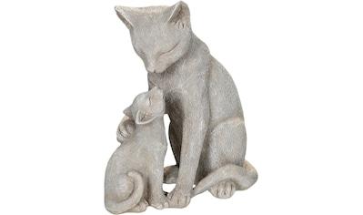 Home affaire Dekofigur »Katzen mit Kätzchen« kaufen