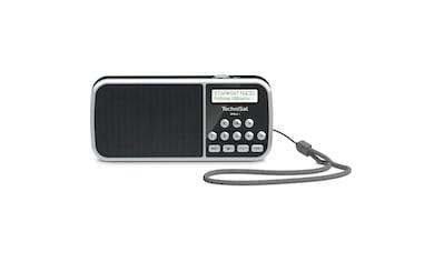 TechniSat Portables DAB+/UKW - Taschenradio mit LED - Taschenlampenfunktion »VIOLA 3« kaufen
