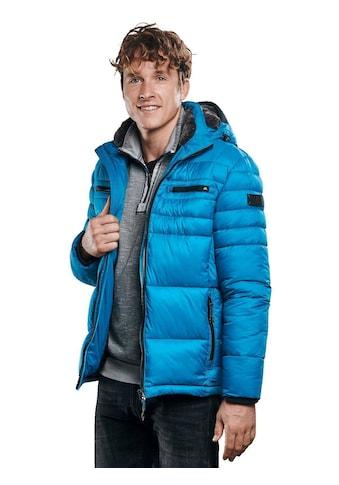 Engbers Jacke mit kuscheligem Fellimitat kaufen