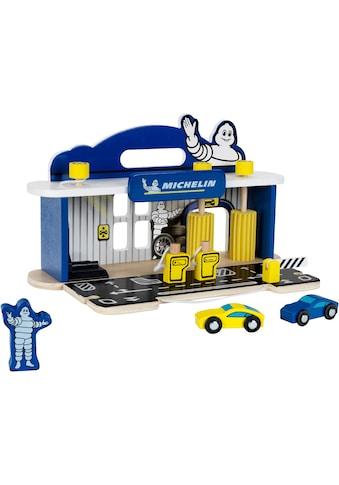 Klein Spiel-Gebäude »Michelin Service Station, Holz«, FSC®-Holz aus gewissenhaft... kaufen