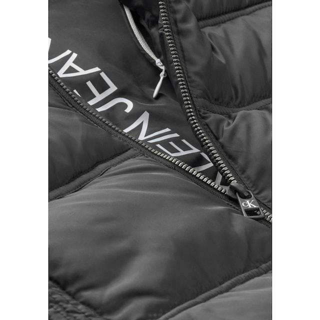 Calvin Klein Jeans Winterjacke »ESSENTIAL PUFFER JACKET«