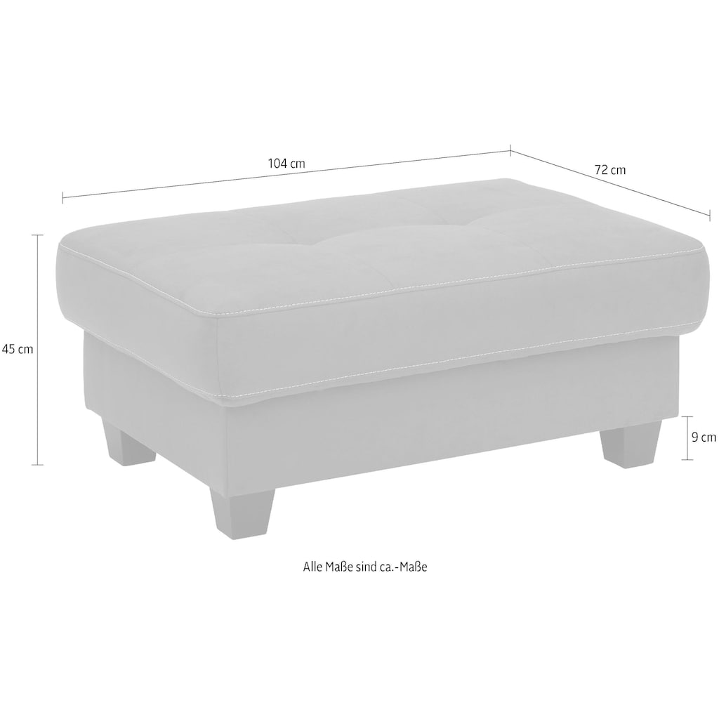 Premium collection by Home affaire Hocker »Solvei«