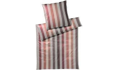 Elegante Bettwäsche »Brilliant«, angenehmes Hautgefühl kaufen