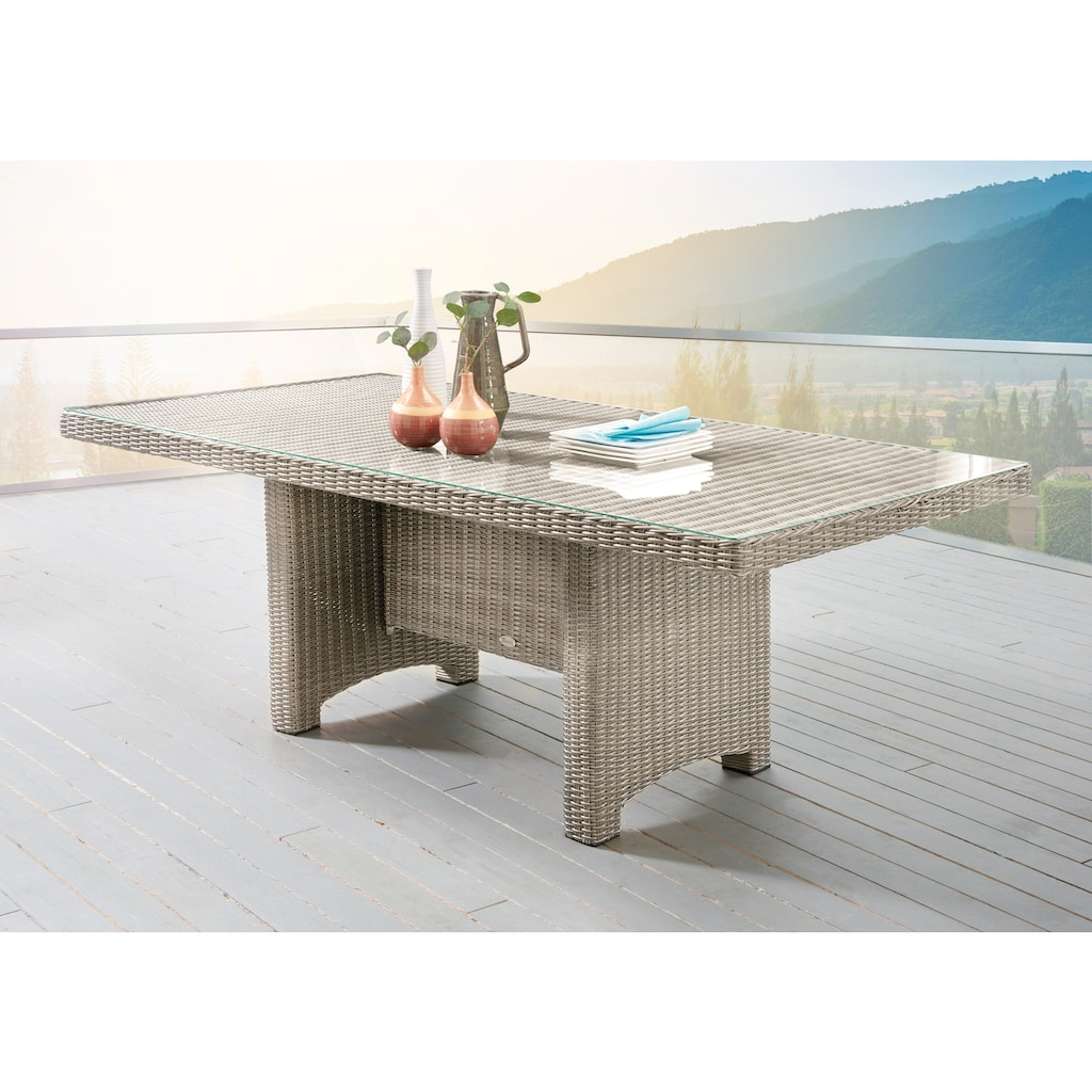 Destiny Gartentisch »Luna«