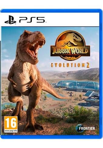 Spiel »Jurassic World Evolution 2«, PlayStation 5 kaufen