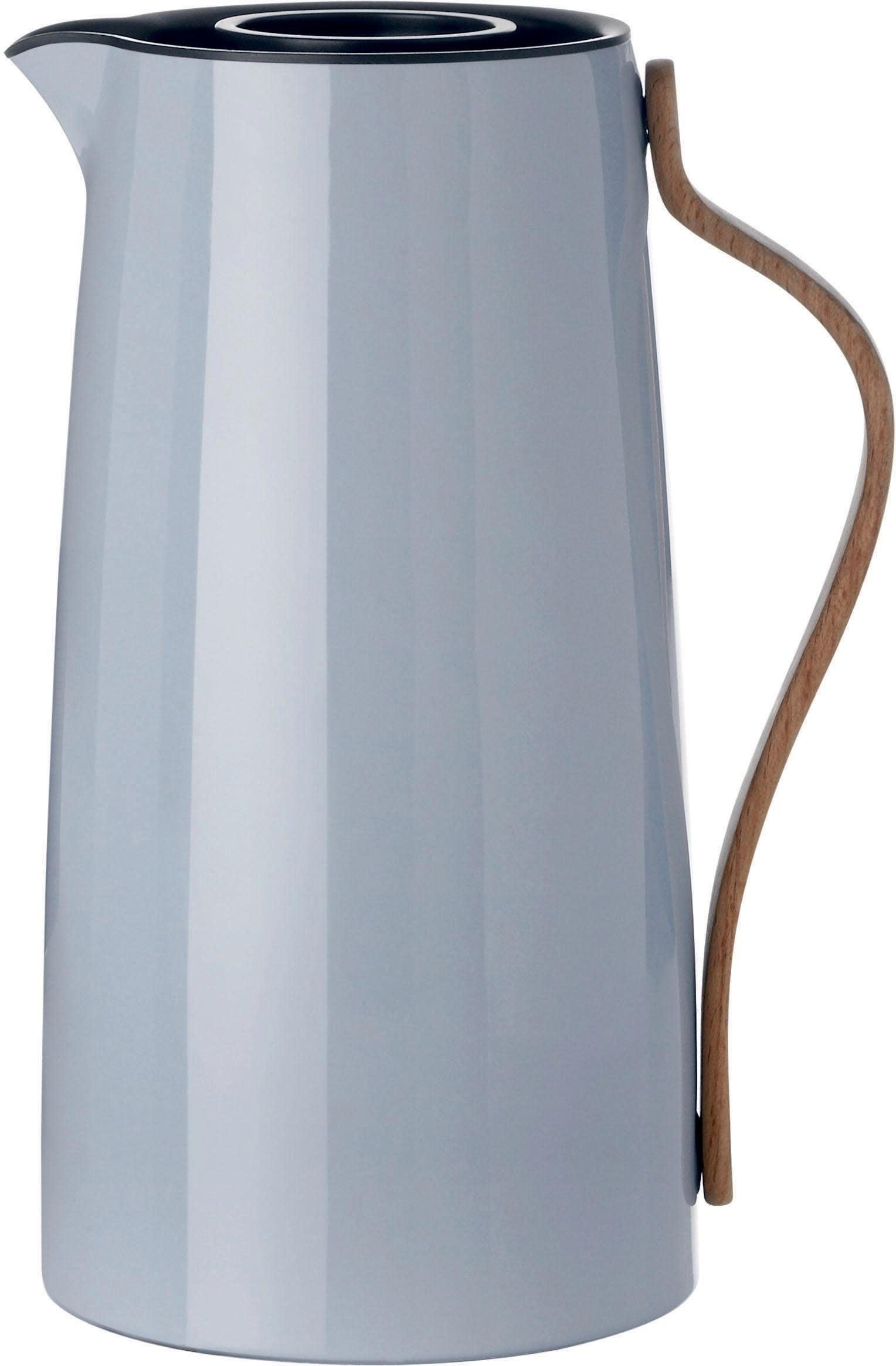 Stelton Isolierkanne Emma, 1,2 l blau Kannen Geschirr, Porzellan Tischaccessoires Haushaltswaren