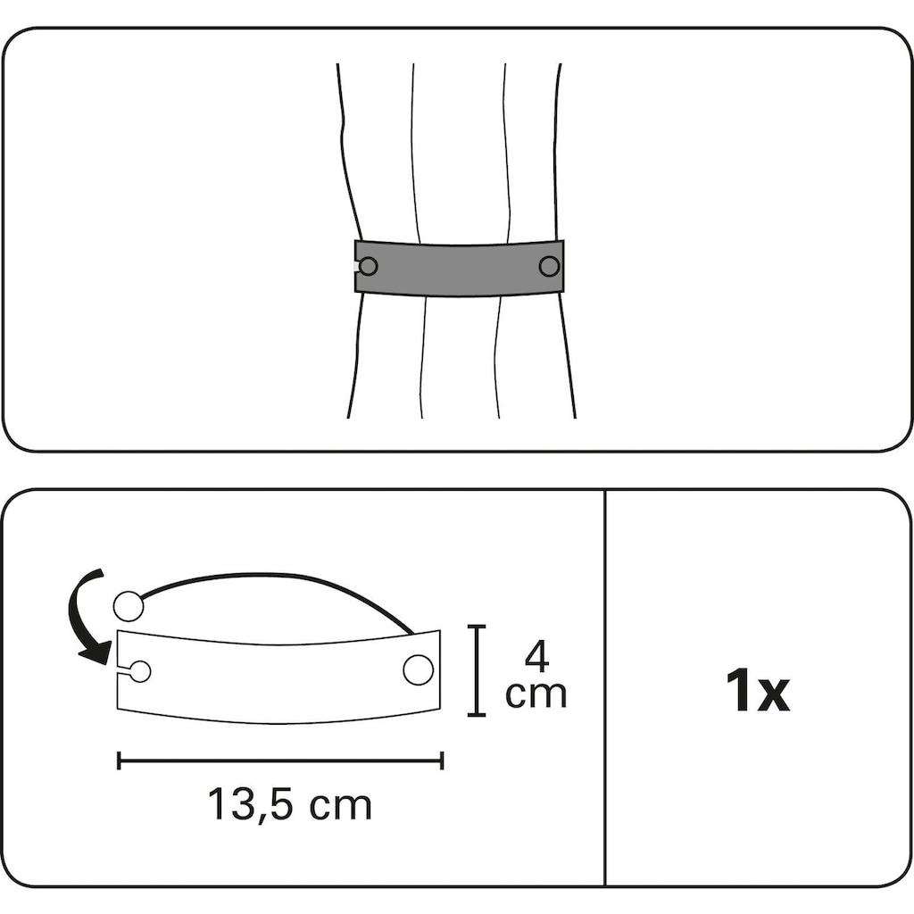 GARDINIA Raffspange »Raffspange Struktur«