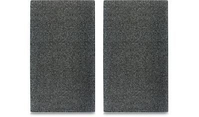 Zeller Present Schneide- und Abdeckplatte »Granit«, mit 6 Elastikfüßen pro Platte kaufen