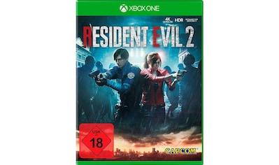 Capcom Spiel »RESIDENT EVIL 2«, Xbox One, Software Pyramide kaufen