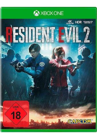 RESIDENT EVIL 2 Xbox One kaufen