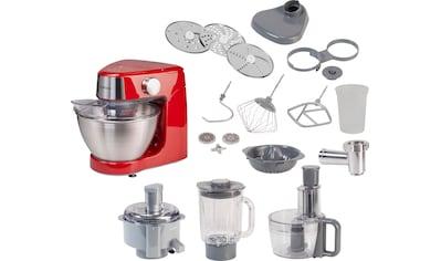 KENWOOD Küchenmaschine Prospero+ KHC29.P0RD, 1000 W, 4,3 l Schüssel, 1000 Watt, Schüssel 4,3 Liter kaufen
