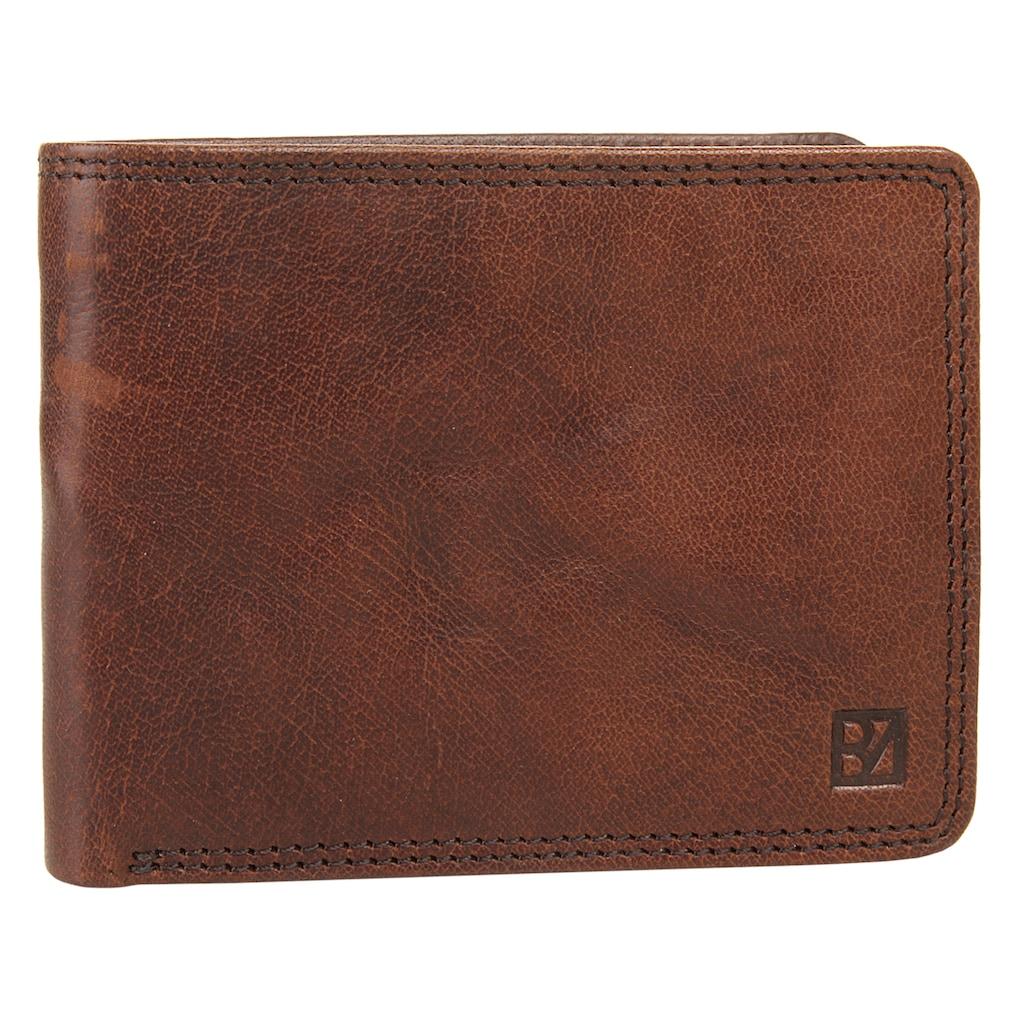 BODENSCHATZ Geldbörse »PERUGIA«, 2fach klappbar