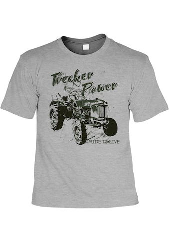 Der Trachtler T-Shirt mit coolem Print kaufen