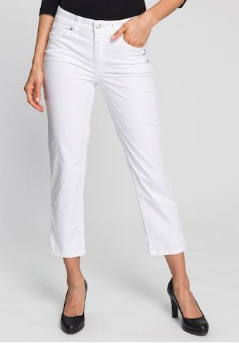 MAC 7/8-Jeans »Melanie Switch«, Kleine Kettenverzierung an der vorderen Tasche kaufen