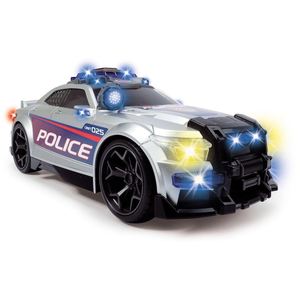 Dickie Toys Spielzeug-Polizei »Street Force«, mit Licht und Sound