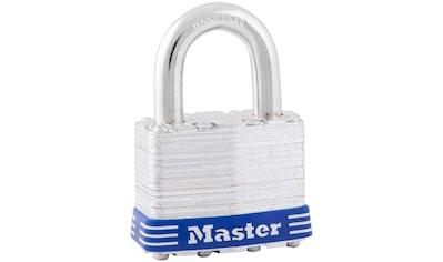 Master Lock Vorhängeschloss, laminierter Stahl kaufen