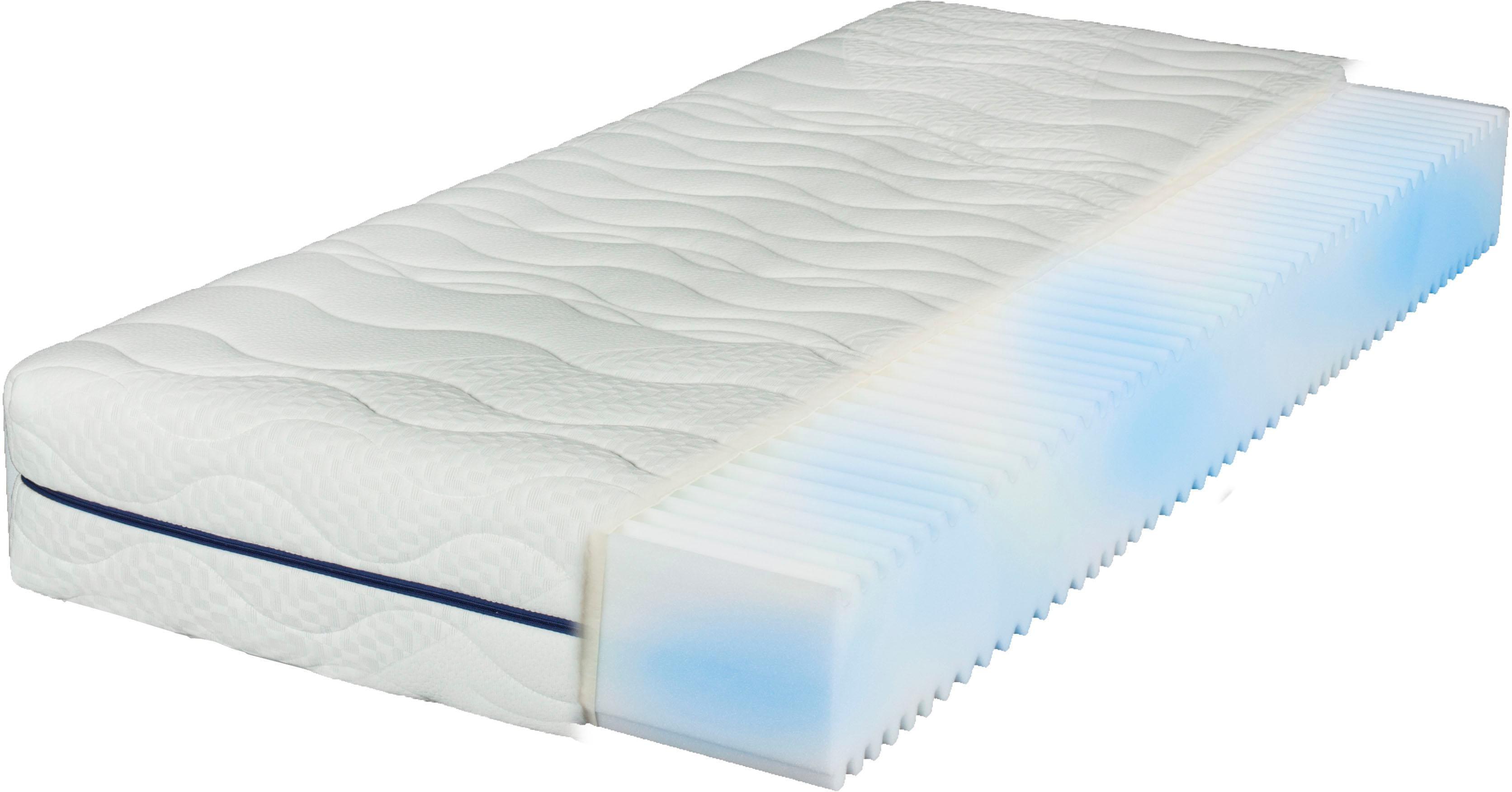 Komfortschaummatratze EvoX 17 Breckle 17 cm hoch