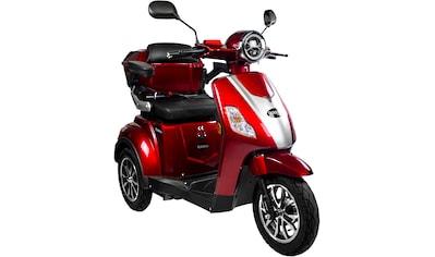 Rolektro Elektromobil »Rolektro E - Trike 25 V.3«, 1000 W, 25 km/h (mit Topcase) kaufen