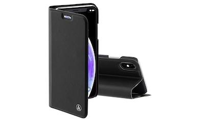 Hama Booklet Handy Smartphone Tasche Apple iPhone Xs »Slim Pro« kaufen