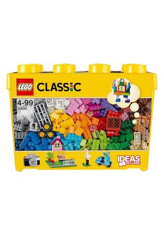 """LEGO® Konstruktionsspielsteine """"Große Steine - Box (10698), LEGO® Classic"""", Kunststoff, (790 - tlg.) kaufen"""