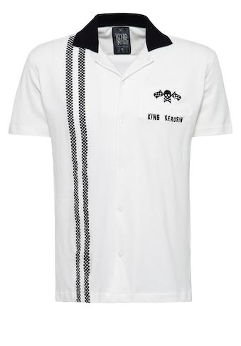 KingKerosin Kurzarmhemd kaufen