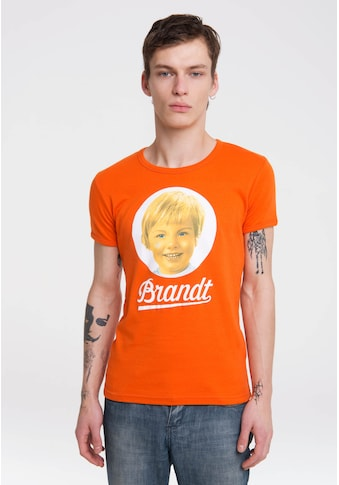 LOGOSHIRT T-Shirt, mit Brandt-Print kaufen