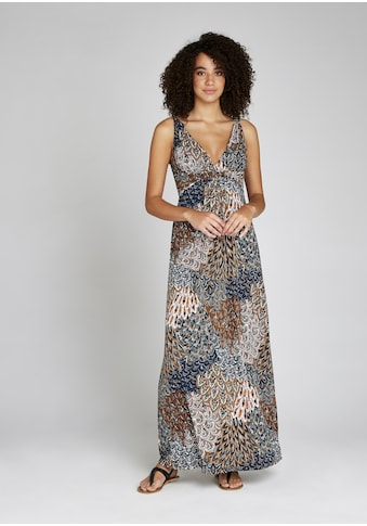 Apricot Maxikleid »Tribal Feather Maxi Dress«, mit tollem Druck kaufen