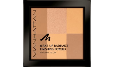 "MANHATTAN Puder ""Wake Up Radiance Finishing Powder"" kaufen"