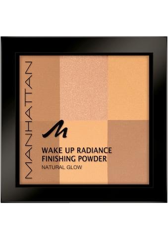 "MANHATTAN Puder ""Wake Up Radiance Finishing Powder"" kaufen"