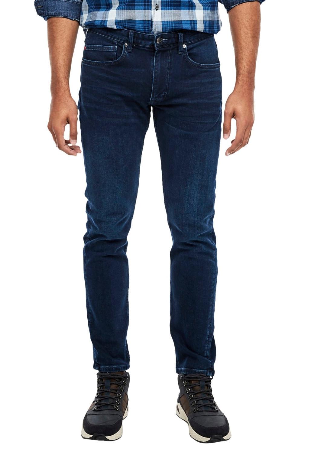 s.oliver -  Regular-fit-Jeans, mit authentischer Waschung