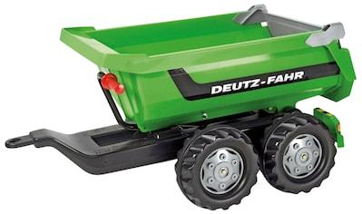 Rolly Toys Kinderfahrzeug-Anhänger »Halfpipe Deutz«, für Trettraktoren kaufen