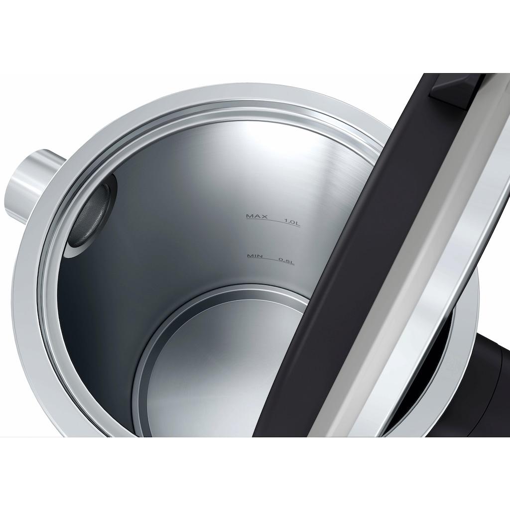 Graef Wasserkocher »WK502«, 1 l, 2200 W, mit Temperatureinstellung