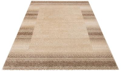 my home Teppich »Oriol«, rechteckig, 13 mm Höhe, mit Bordüre, Wohnzimmer kaufen