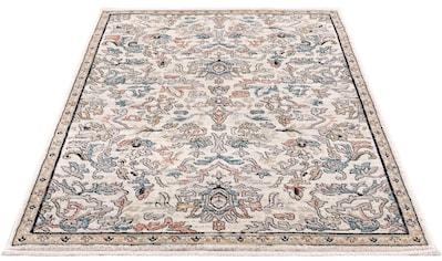 Teppich, »Novel 8606«, Carpet City, rechteckig, Höhe 11 mm, maschinell gewebt kaufen