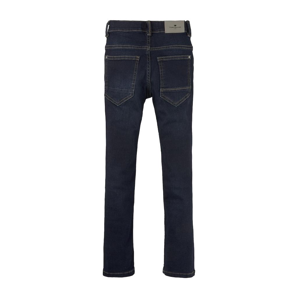 TOM TAILOR Straight-Jeans »Matt Jeans«