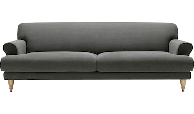 LOVI Sofa »Ginger«, 3-Sitzer, Füße Eiche natur, Sitzunterfederung mit Dynaflex... kaufen