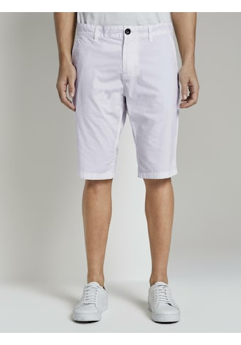 TOM TAILOR Shorts »Josh Regular Slim Chino-Shorts« kaufen